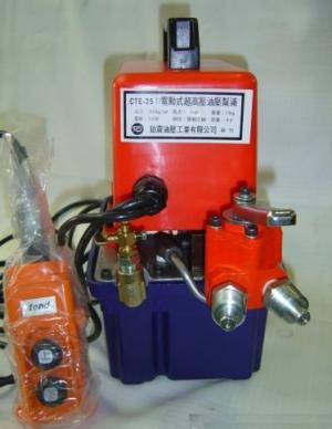 CTE-25D Electric Motor Pump